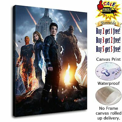 """12""""x16""""Super hero HD Canvas prints Painting Home Decor Picture Room Wall art"""