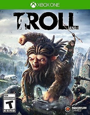 Troll & I - Xbox One [video game]