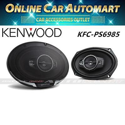 Kenwood KFC-PS6985 6x9 4Way Speakers 600W