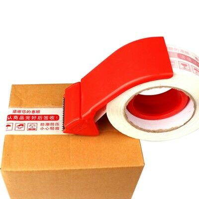 Portable Tape Gun Dispenser Packing Packaging Sealing Heavy Duty Sealing Cutter
