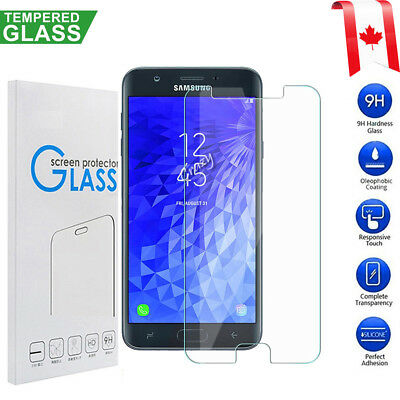 Tempered Glass LCD Screen Protector Film Guard For Samsung Galaxy J3 2018