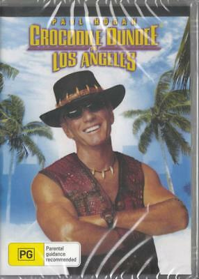 Crocodile Dundee In Los Angeles - Paul Hogan - Dvd  Free Local Post