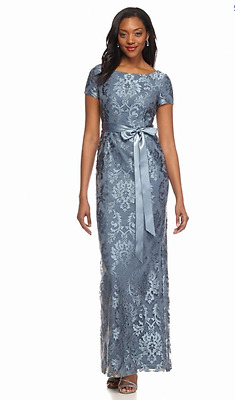 c5d83a7c ADRIANNA PAPELL FLORAL Embroidered Lace Sheath Dress Nordstrom ASOS ...