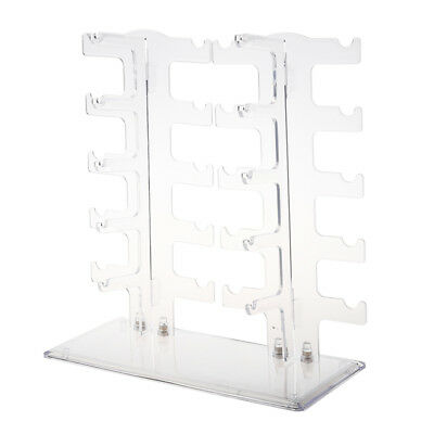 1X(Sunglasses Rack Sunglasses Holder Glasses Display Stand J5C3)
