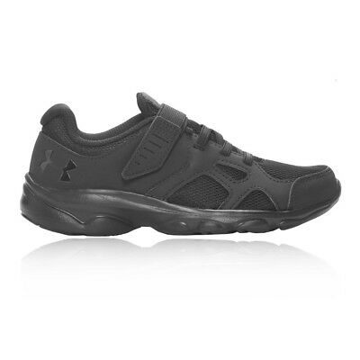 Under Armour Junior Pace GS Running Shoes Trainers Sneakers Black