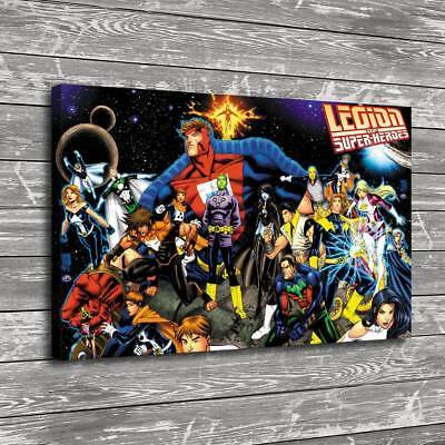 Super hero HD Canvas prints Painting Home Decor Picture Room Wall art 106411