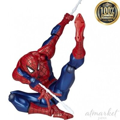 Spider-man Figure complex AMAZING YAMAGUCHI about 160mm ABS PVC Toy from JAPAN