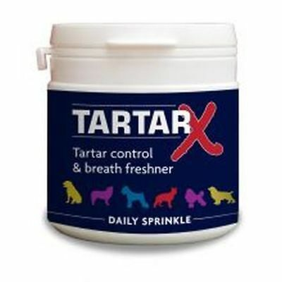 Phytopet Tartar-x 100g Plaque Remover Oral Care - Cats & Dogs *SAMEDAY DISPATCH*