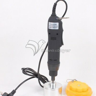 Handheld Bottle Capping Machine Electric Screw Capper Sealing Machine 800W