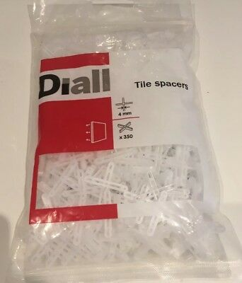 Diall Tile Spacers 4mm