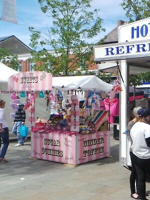 Candy cart/sweet stall great for events