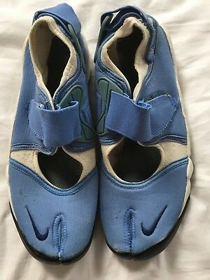 buy online c0946 61f09 mens nike air rift trainers. UK Size 10. Blue.