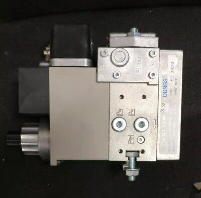 Dungs MBDLE MB DLE 405 B07 S52 230v Gas Valve Multibloc New VAT