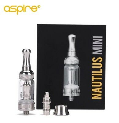 ASPIRE Nautilus(mini) Atomizer Tank 5ML 2ML MTL Vape Adjustable Airflow