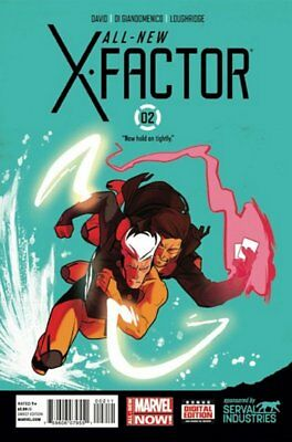 X-Factor, All New (Vol 1) # 2 Near Mint (NM) Marvel Comics MODERN AGE
