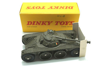 1950's  Dinky Toys France 80A E.B.R. Panhard  - NOS / MIB Lagerfund