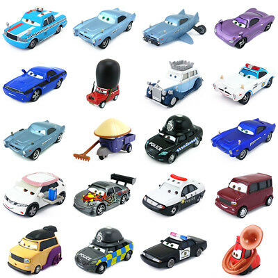 Disney Pixar Cars 2 Other Characters Metal Toy Car 1:55 Diecast New Gifts Kids