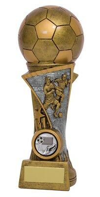 Football Trophies Century Resin Football Tower Trophy 3 sizes FREE Engraving