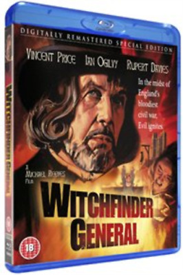 Vincent Price, Ian Ogilvy-Witchfinder General Blu-ray NEW