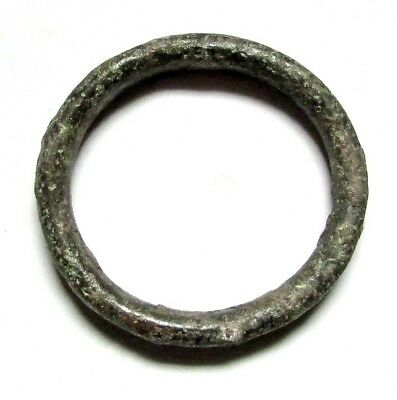 Celtic Bronze Proto-Money Ring.800-400Bc.