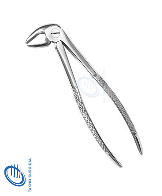 Extracting Forceps Fig 13 Dental Instruments Tooth Lower Premolars