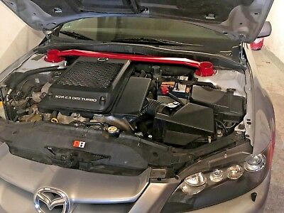 Mazda 6 MPS strut bar engine bay tower bar type GG