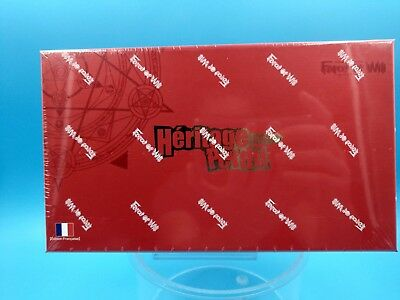 TCG display neuf FR force of will heritage perdu 36 booster