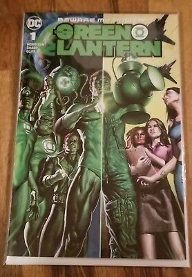 Green Lantern volume 6 # 1F Buymetoys.com Exclusive