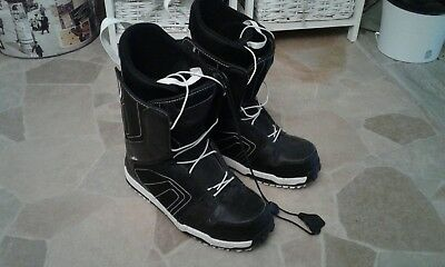 oxylane Snowboard Stiefel Boots ,Wed'ze Boogey Gr.43 top Zustand