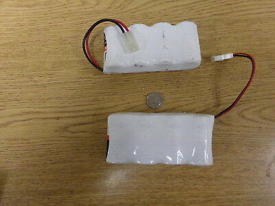 EnergySystem Cyclone 64093-9301 MH12544 Battery Pack Lot of 2 *FREE SHIPPING*