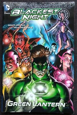 Blackest Night by Geoff Johns (2015, Paperback)