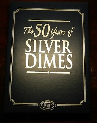 50 Years of silver dimes