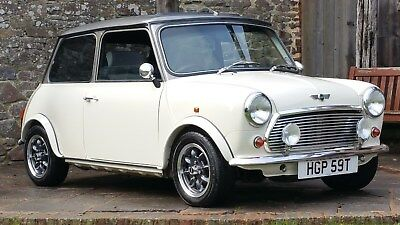 Unique Classic Mini 1.3 MPI On Just 7100 Miles From New!!