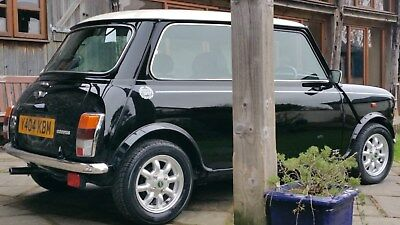 Classic Mini Cooper Last Edition On Just 18200 Miles From New