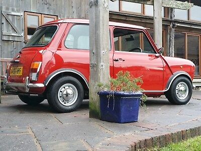 Immaculate Rover Mini 1.3 Sprite With 70's Styling.