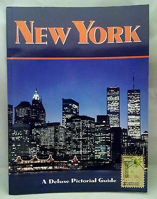 NEW YORK A DELUXE PICTORIAL GUIDE 2000 Millennium Edition Twin Towers City