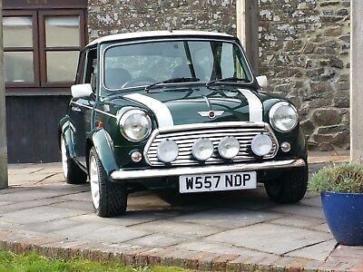 Classic Mini Cooper Sport On Just 17300 Miles From New