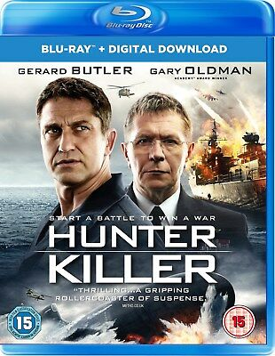 Hunter Killer (with Digital Download) [Blu-ray]