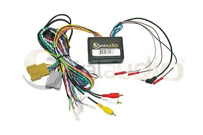 chevrolet gmc 2016-up swc wire harness interface aftermarket radio ix-gm003
