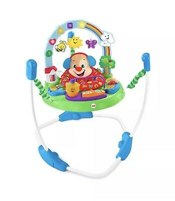 Fisher Price laugh and learn jumperoo-In good condition.