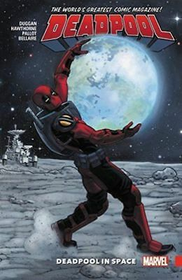 Deadpool:: Deadpool In Space Paperback Graphic Novel  NEW