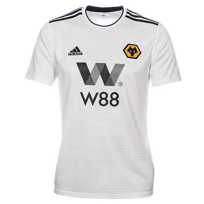 """Wolverhampton Wanderers Away Football Shirt 18/19 """"1 DAY FIRST CLASS DELIVERY"""""""