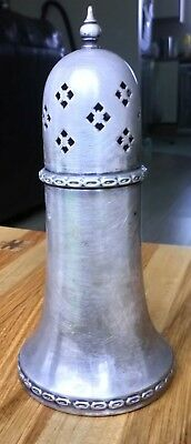 Vintage Silver Plated Sugar Shaker