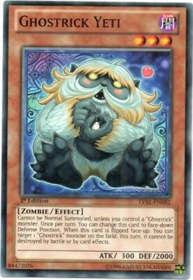 x3 Stand-Off M//NM Common 1st Edition Yu-Gi-Oh LVAL-EN069