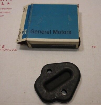 NOS GM 1983 Chevrolet Buick Oldsmobile Pontiac engine vacuum pump cover 14069094