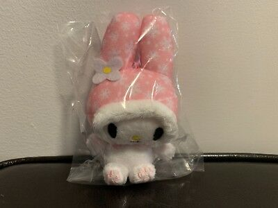 Sanrio My Melody Winter Snowflake Plush mascot