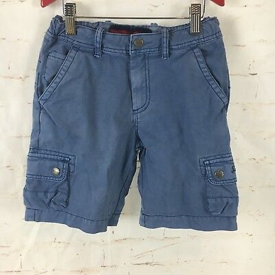 RB Sellars Boys Sz 10 Blue Cargo Shorts