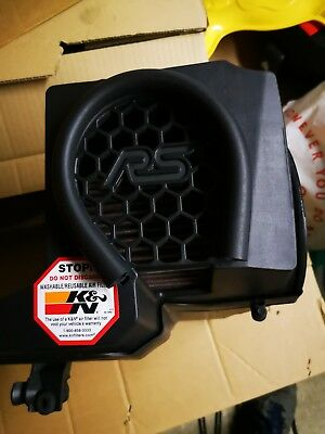 Ford focus st 250 mk3 RS Air box and K&N airfilter as fitted to my St focus