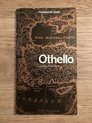 NT National Theatre Programme | Othello by William Shakespeare