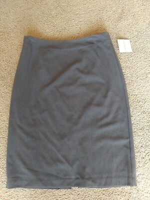 Women's Clothing Covington Brown Pencil Lined Career Skirt 14 Nwt Clothing, Shoes & Accessories